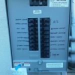 Old FPE Circuit Panel